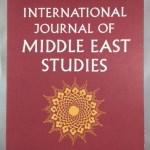 International Journal of Middle East Studies, Volume 19, Number 2, May 1987