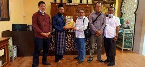Pansus C DPRD Natuna Studi Banding ke Lingga
