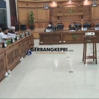 DPRD Tanjungpinang Segera Kembali Panggil Walikota
