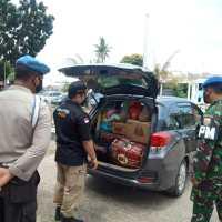 Karantina Pertanian Tanjungpinang Gelar Pengawasan di Pelabuhan ASDP Tanjung Uban, Ini Hasilnya