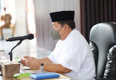 Gubernur Arinal dan Wagub Chusnunia Lakukan #PrayFromHome Lintas Agama agar Pandemi Covid-19 segera Berakhir