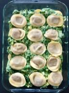 geelgroene tortellini lasagne