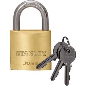 Stanley 81102 371 401 Hangslot 30 mm Sleutelslot