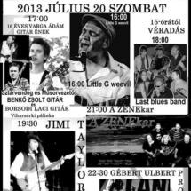 Blues Fesztivál 2013