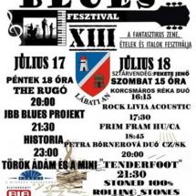 Blues fesztivál 2015