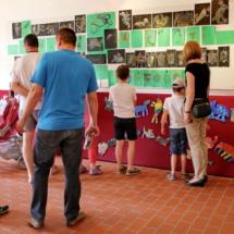 művészetis kiállítás
