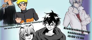 anime rajzklub