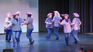 senior tánc