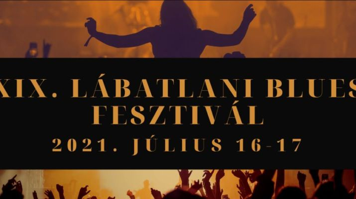 blues fesztivál 2021