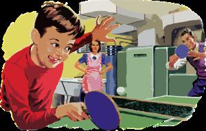 Les tâches ménagères pendant les vacances