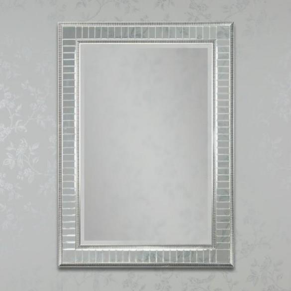 Brianna Mirror Silver 60x90cm