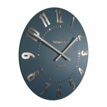 "20"" Mulberry Wall Clock Midnight Blue"