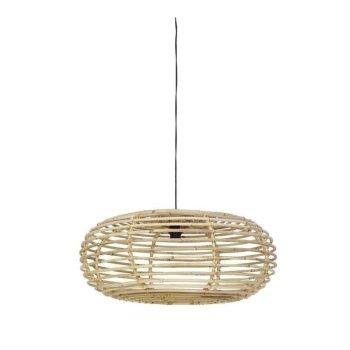 Alana Rattan Hanging Lamp