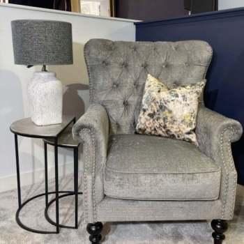 Avalon Multi Herringbone Chair