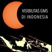 Kenampakan Gerhana Matahari 21 Juni 2020 dari Indonesia