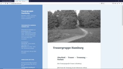 Trauergruppe Hamburg