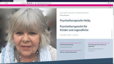 Ulrike Zimmermann - Psychotherapeutin Heilp. Frankfurt am Main