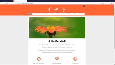 Jutta Gerstadt - Praxis für Gestalttherapie und Coaching Frankfurt am Main