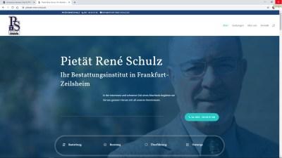 Pietät René Schulz Frankfurt-Zeilsheim