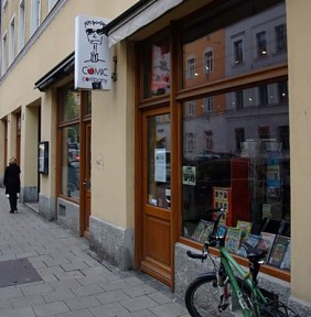 KULTURFORUM Comic Company München (17)