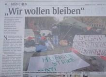 KULTURFORUM Hungerstreik Sendlinger Tor Nov 2014 (15)