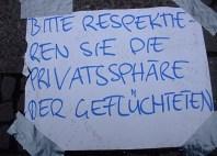 KULTURFORUM Hungerstreik Sendlinger Tor Nov 2014 (6)