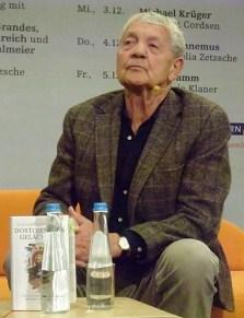 KULTURFORUM Eckhard Henscheid @ B2-Diwan, Literaturfest München 2014-12-02 (13)