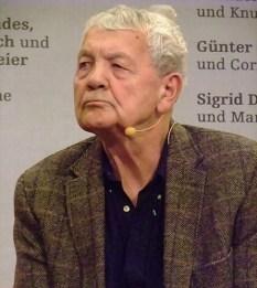 KULTURFORUM Eckhard Henscheid @ B2-Diwan, Literaturfest München 2014-12-02 (4)