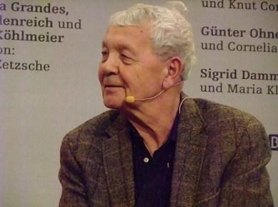 KULTURFORUM Eckhard Henscheid @ B2-Diwan, Literaturfest München 2014-12-02 (8)