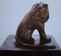 KULTURFORUM Franz Marc Der Panther 1908
