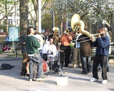 Washington Square 2008-04-22 (5)