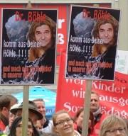 Streik SOZIAL- UND ERZIEHUNGSBERUFE 2015 München (3)