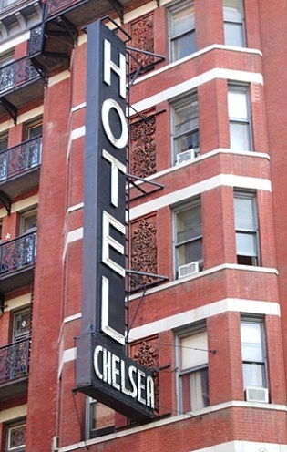 CHELSEA HOTEL NYC (4)