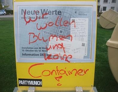 LEA BRÖCKER Neue Werte Karolinenplatz München DSCF9381