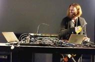FRAMEWORKS FESTIVAL Ben Frost - Einstein Kultur München 2016-03-11 ---DSC00768
