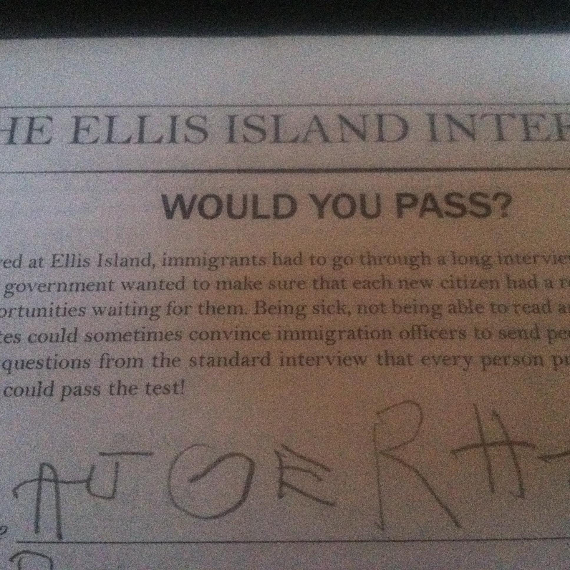 hight resolution of Ellis Island \u0026 Immigration   The Schoolhouse