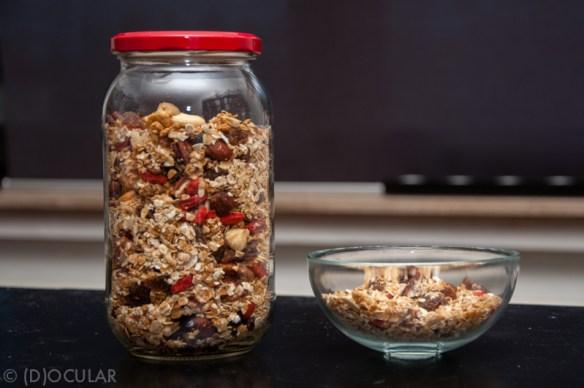 recept granola cruesli gerhildemaakt.wordpress.com