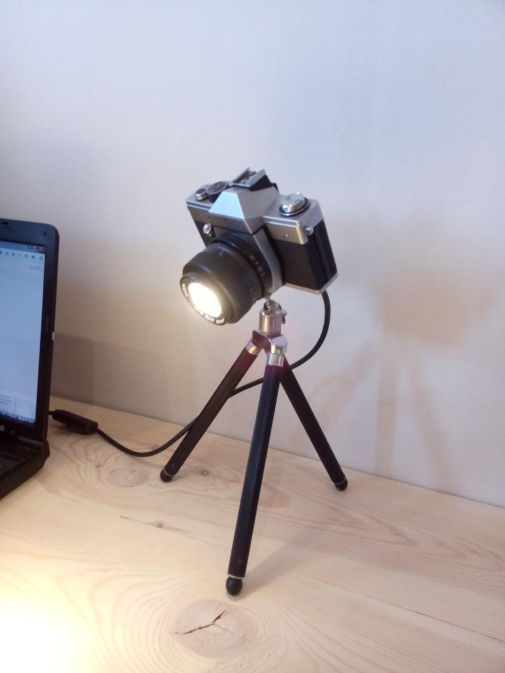 Cameralampen