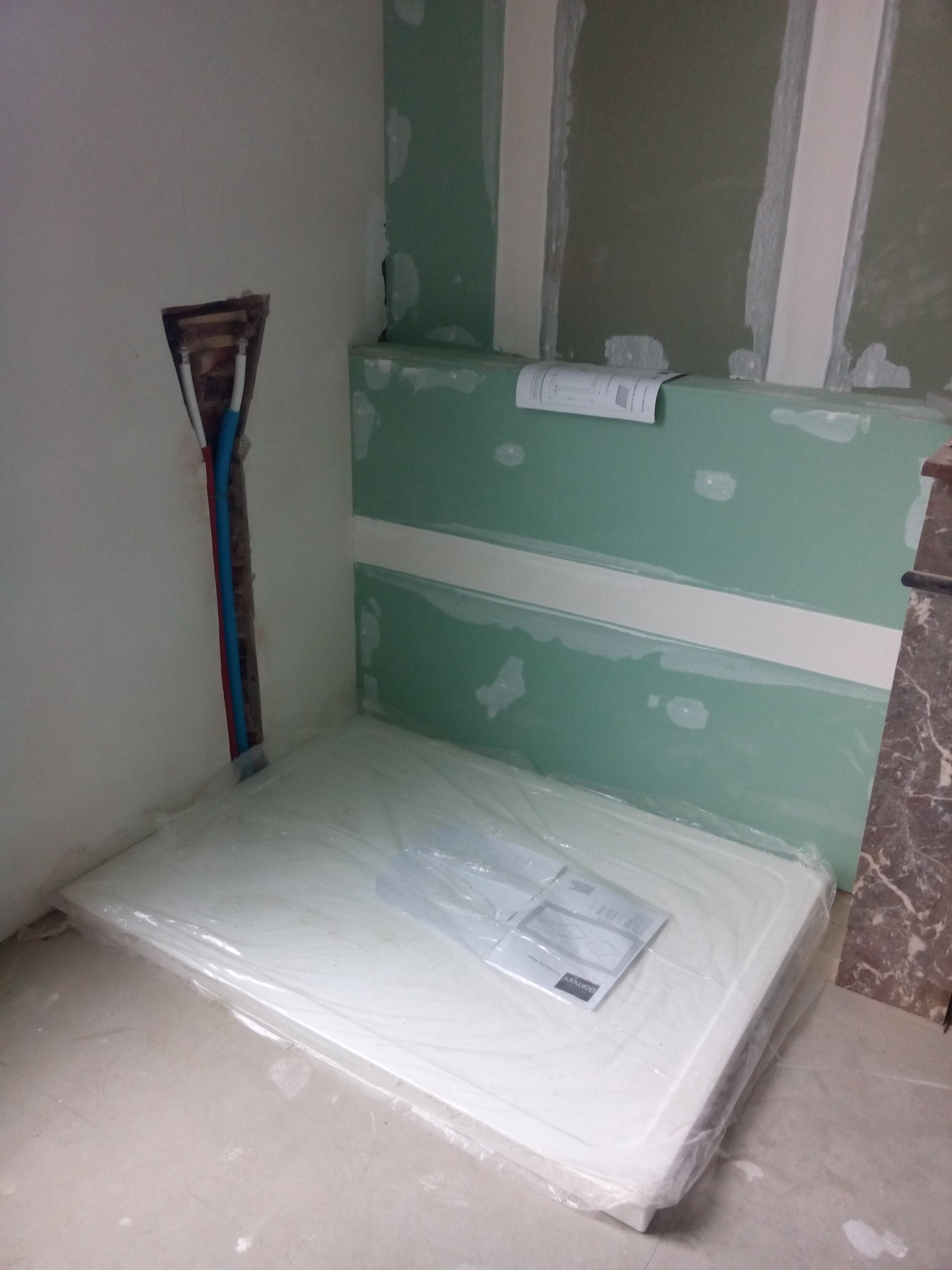 douche-voor