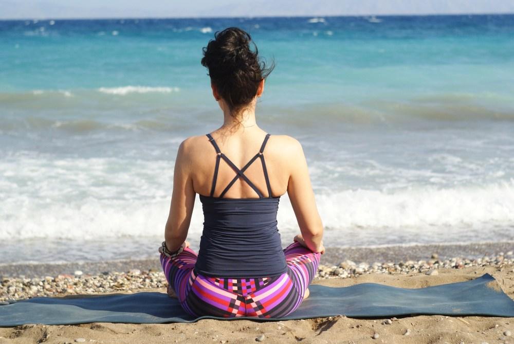 Beginnen met: yoga!