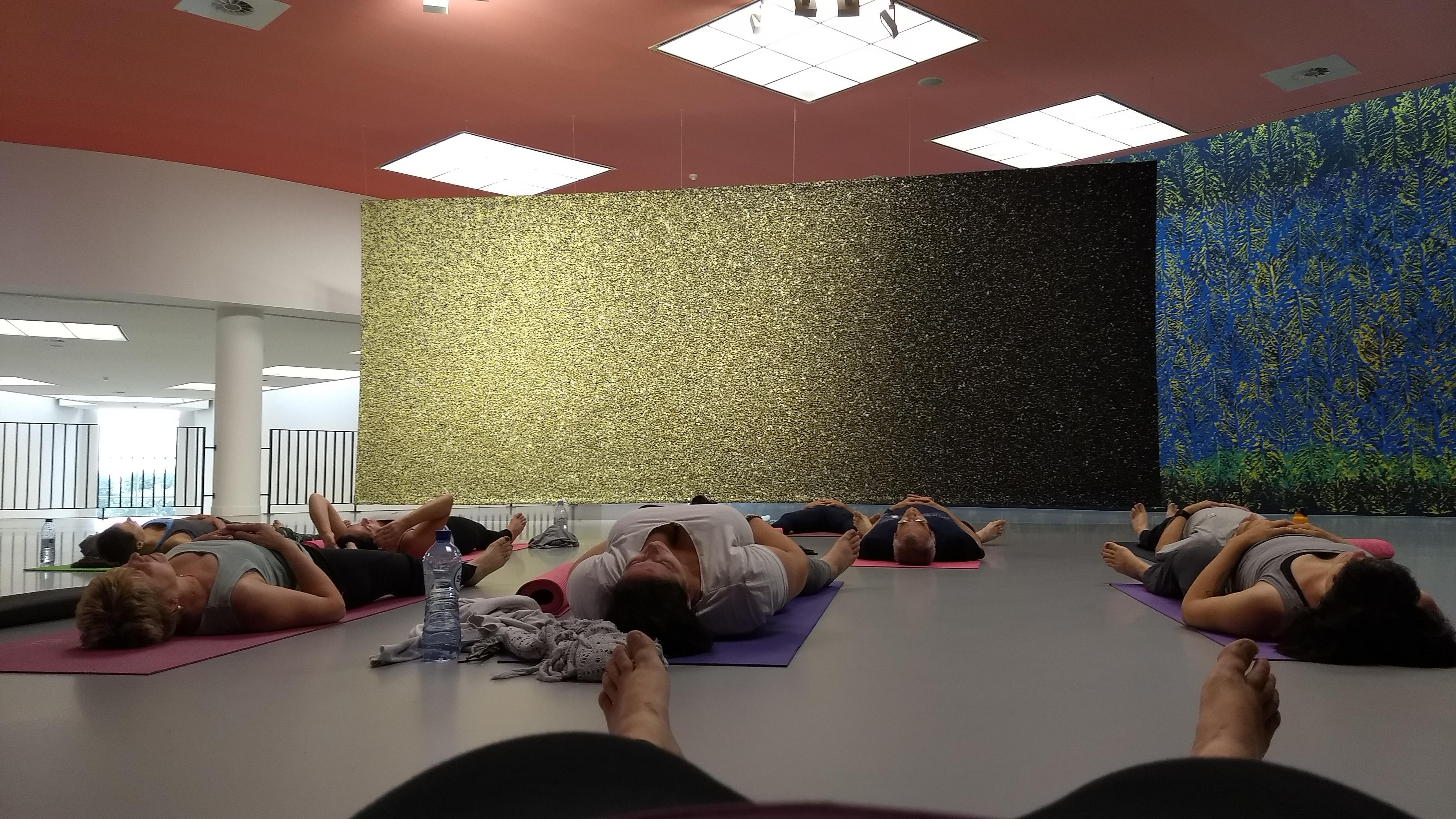 yoga M HKA