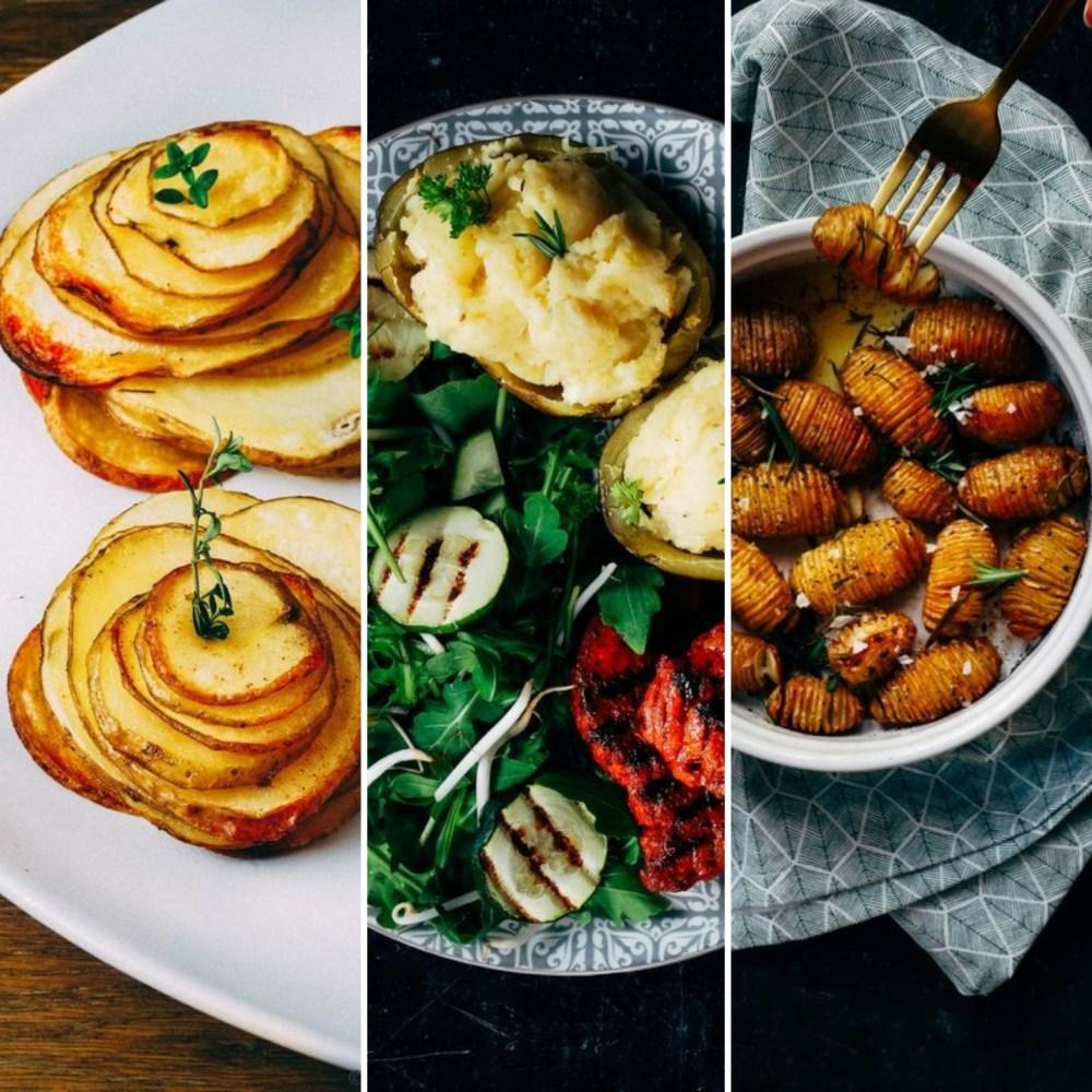 Recept van de maand #28: feestelijke aardappelideetjes