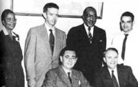 photo of the Tuskegee Group