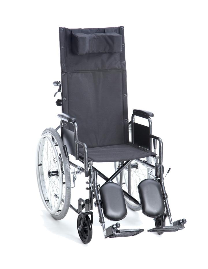 Silla reclinable Geriayuda