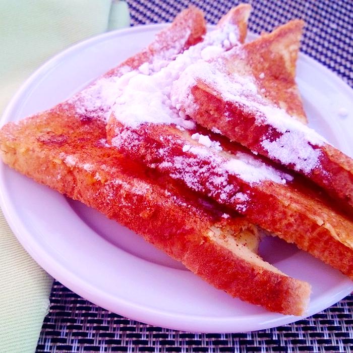 French toast / Печени филийки по френски рецепта
