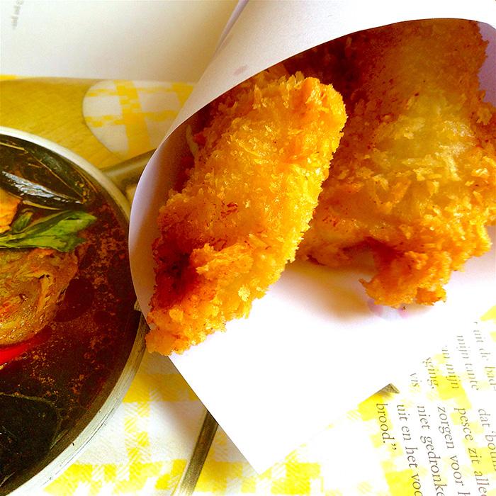 Crispy Fish Nuggets / Рибни хапки (фиш нъгетс) рецепта