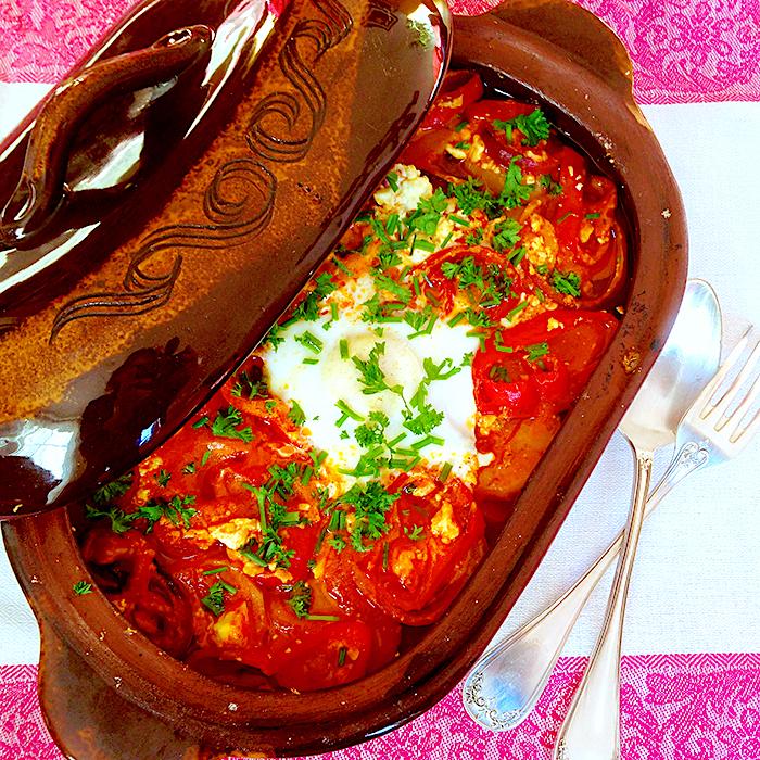 gjuvetche / Българско Гювече рецепта