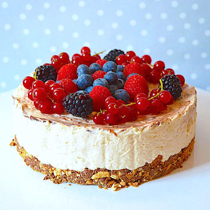 cheesecake / Чийзкейк с Бейлис и Шоколад рецепта