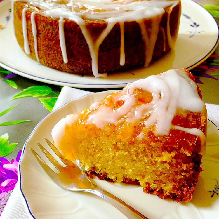 Кейк със сладко от портокали Рецепта