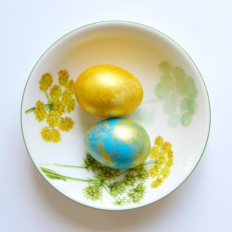 Easyer Eggs / Как да Боядисаме Великденски Яйца с Ориз
